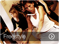 Freestyle dansen Oosterwolde